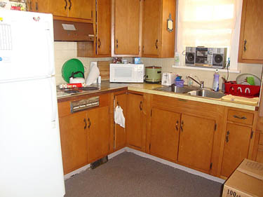 Family Shelter Kitchen