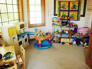Shiloh Home of Hope Toy Room
